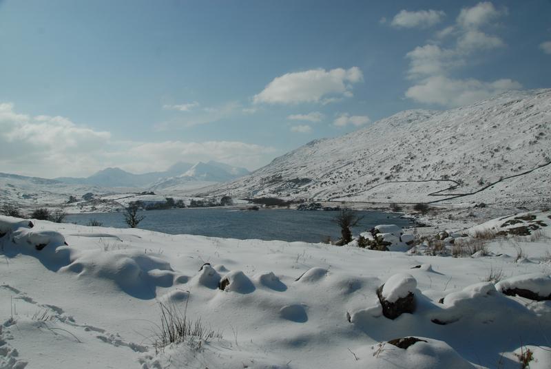 View of Snowdon