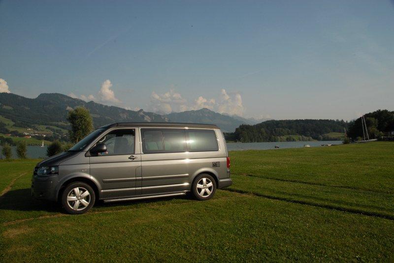 VW California Switzerland