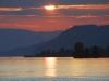 Sunset Lake Geneva